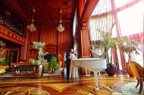 Свадебная фотосьемка в Межигорье - фото №14