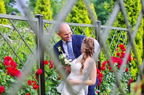 Свадебная фотосьемка в Межигорье - фото №36
