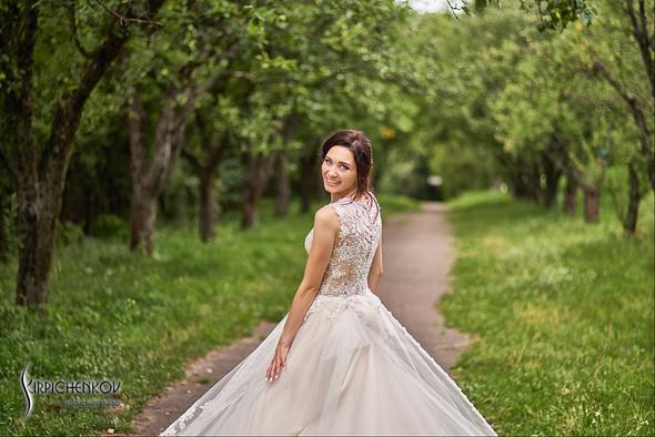 Свадьба на природе возле частного дома с выездной церемонией - фото №72