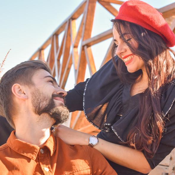 Love-story Инна и Андрей - фото №9