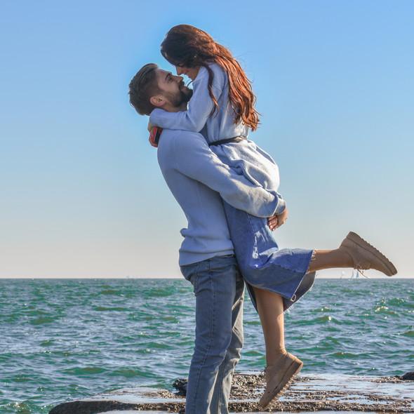 Love-story Инна и Андрей - фото №5