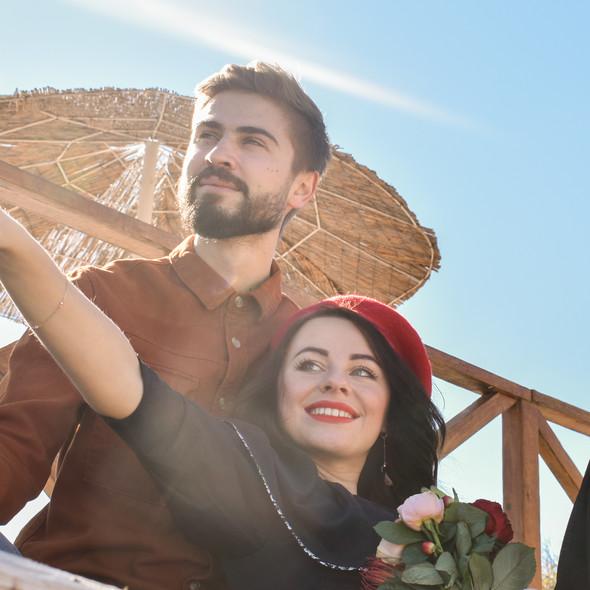 Love-story Инна и Андрей - фото №11
