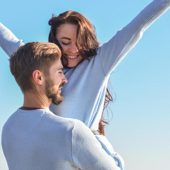 Love-story Инна и Андрей - фото №2