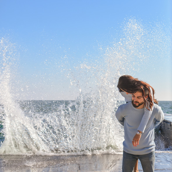 Love-story Инна и Андрей - фото №3