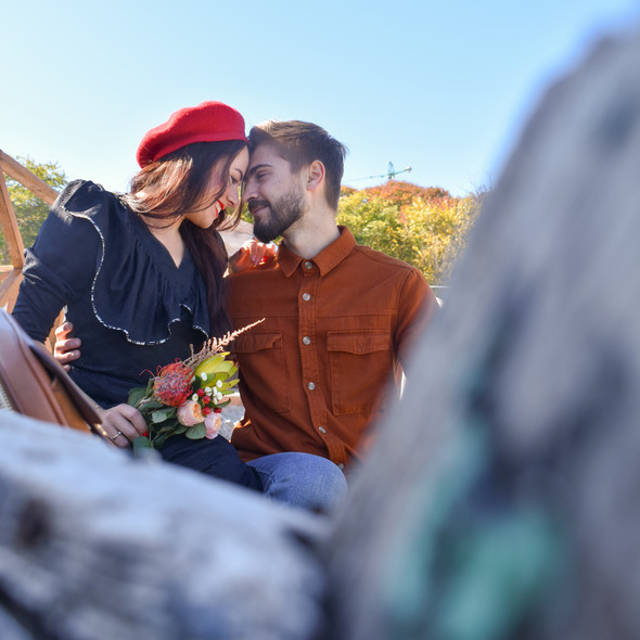 Love-story Инна и Андрей - фото №7