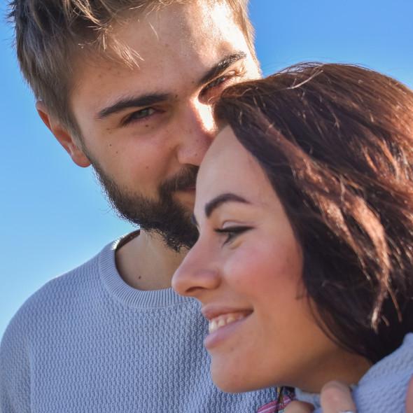 Love-story Инна и Андрей - фото №4