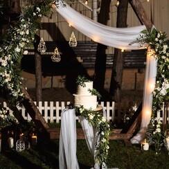 Свадебные мечты от Натали - декоратор, флорист в Киеве - фото 1
