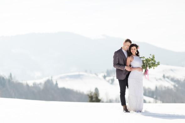 Свадебная фотосессия - фото №5