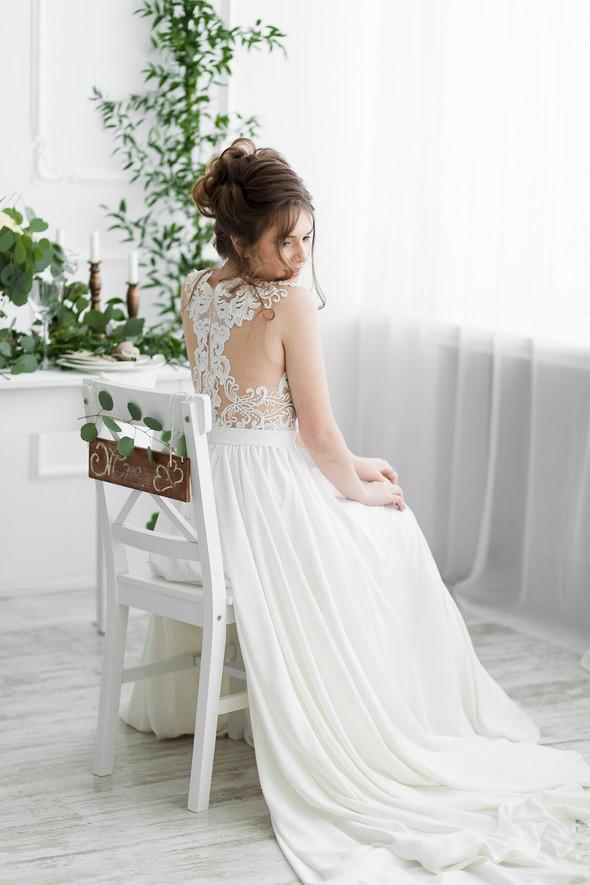 Свадебная фотосессия - фото №8