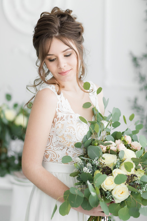 Свадебная фотосессия - фото №3