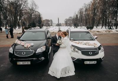 Федор СВАДЕБНЫЕ АВТО ПОЛТАВА - фото 1