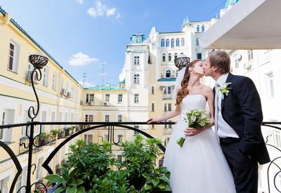Бутик-отель Воздвиженский - место для фотосессии в Киеве - портфолио 1
