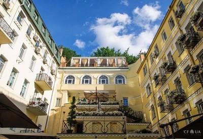 Бутик-отель Воздвиженский - место для фотосессии в Киеве - портфолио 2