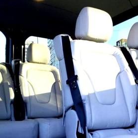Микроавтобус Mercedes Sprinter 316 NEW черный VIP - авто на свадьбу в Киеве - портфолио 3