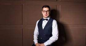 Юрий Ушаков - ведущий в Киеве - фото 1