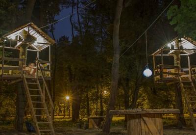 Кафе «Скворечник» - место для фотосессии в Киеве - портфолио 5