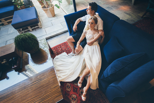 Sergey & Aleksandra - Wedding - фото №20