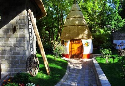 Ресторан Курени - место для фотосессии в Киеве - портфолио 4
