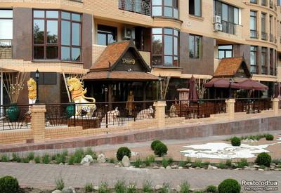 Ресторан и spa-салон Деварана - место для фотосессии в Одессе - портфолио 5