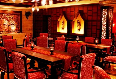 Ресторан и spa-салон Деварана - место для фотосессии в Одессе - портфолио 6