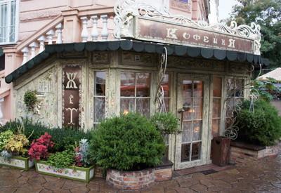 """Кофейня """"ЖеТо"""" - место для фотосессии в Одессе - портфолио 1"""