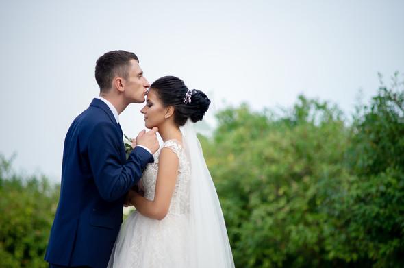 Свадебные фотографии - фото №18
