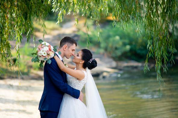 Свадебные фотографии - фото №14