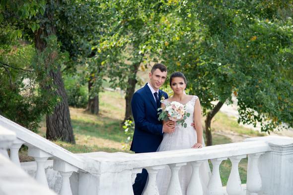 Свадебные фотографии - фото №16