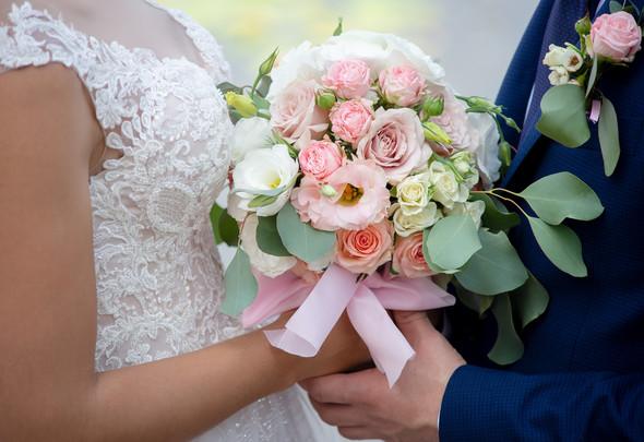 Свадебные фотографии - фото №12