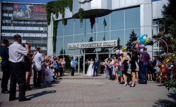 Свадебные фотографии - фото №11