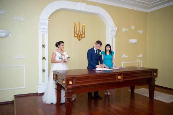 Свадебные фотографии - фото №10