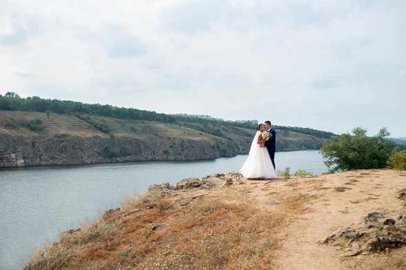 Свадебные фотографии - фото №19