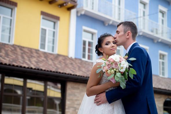 Свадебные фотографии - фото №21