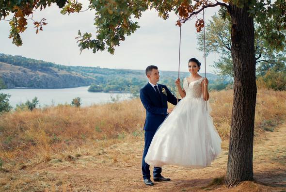 Свадебные фотографии - фото №20