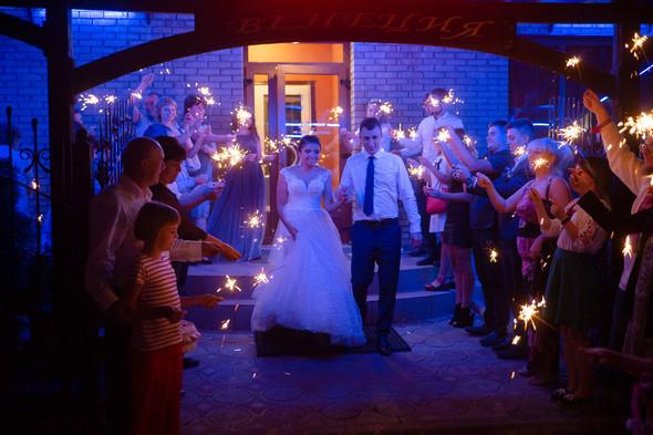 Свадебные фотографии - фото №29