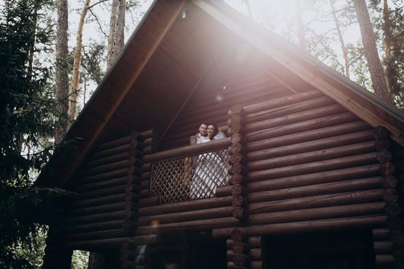 Алина и Сергей - фото №12