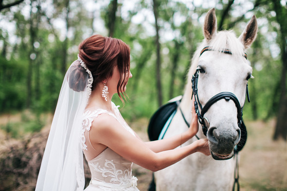 Свадьба Николая и Дарьи - фото №19
