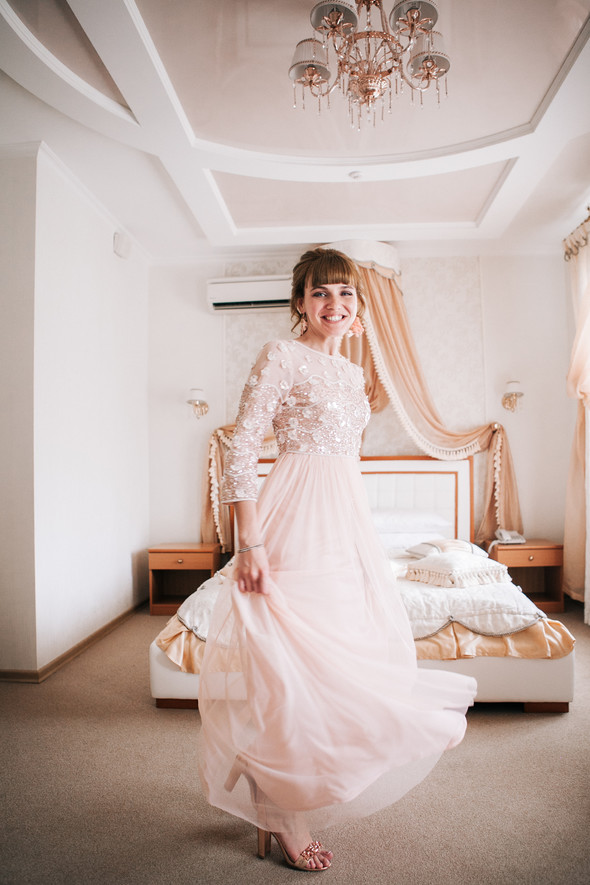 Свадьба Лучано и Екатерины - фото №42