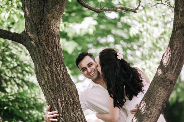 Свадьба Анастасии и Карена - фото №22