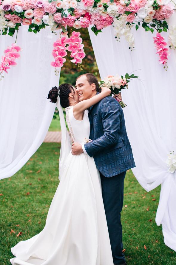 Свадьба Натальи и Евгения - фото №16