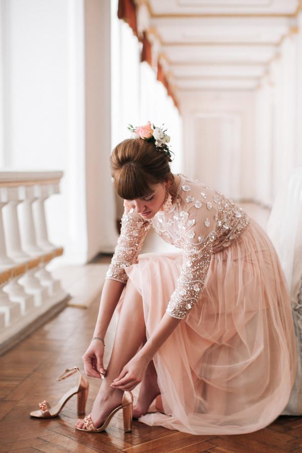 Свадьба Лучано и Екатерины - фото №7