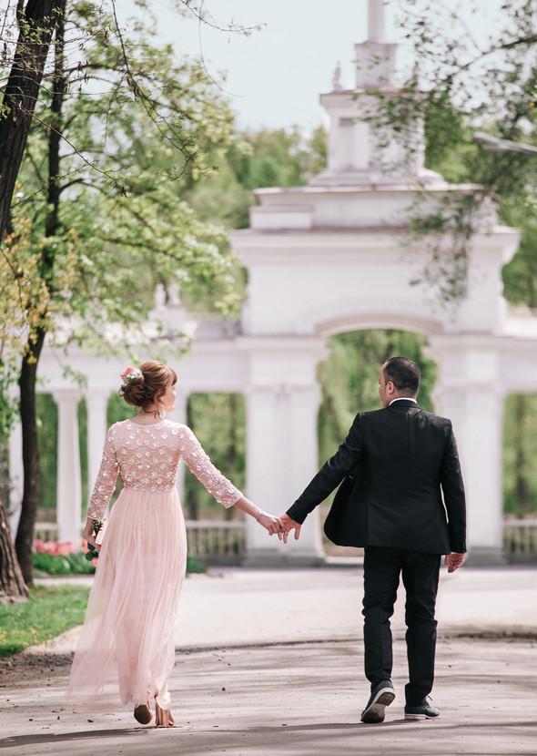 Свадьба Лучано и Екатерины - фото №24