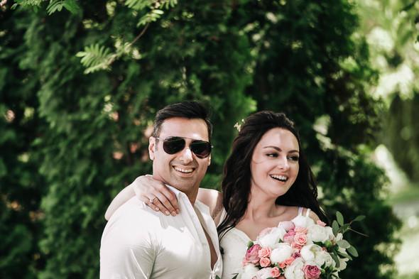 Свадьба Анастасии и Карена - фото №17