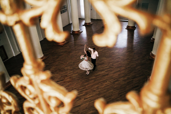 Свадьба Анастасии и Карена - фото №9