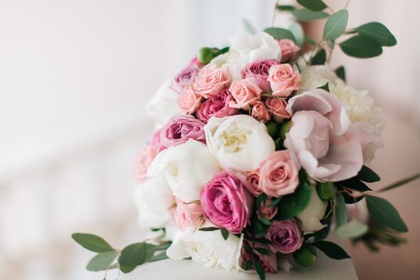 Свадьба Анастасии и Карена - фото №1