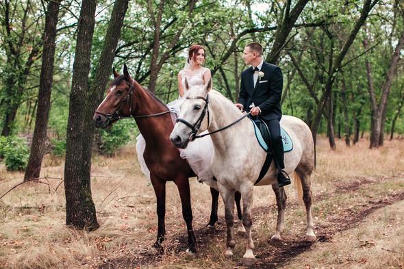 Свадьба Николая и Дарьи - фото №16