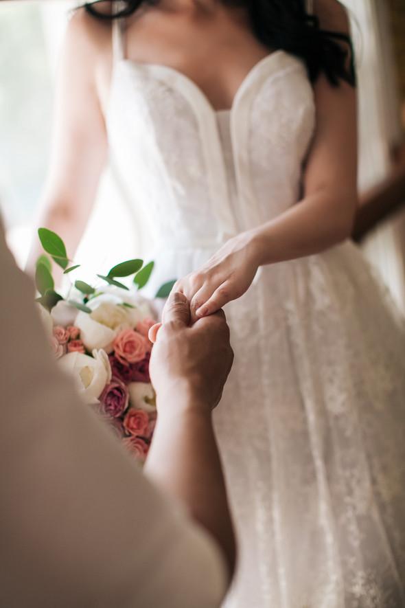 Свадьба Анастасии и Карена - фото №12