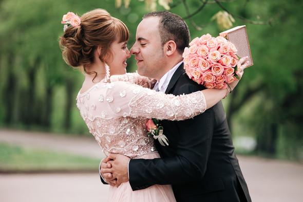 Свадьба Лучано и Екатерины - фото №12