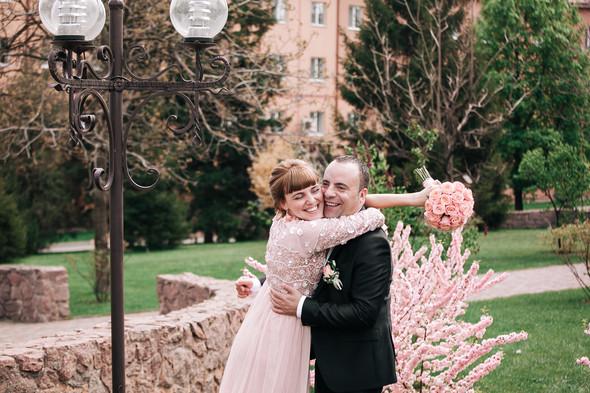 Свадьба Лучано и Екатерины - фото №29