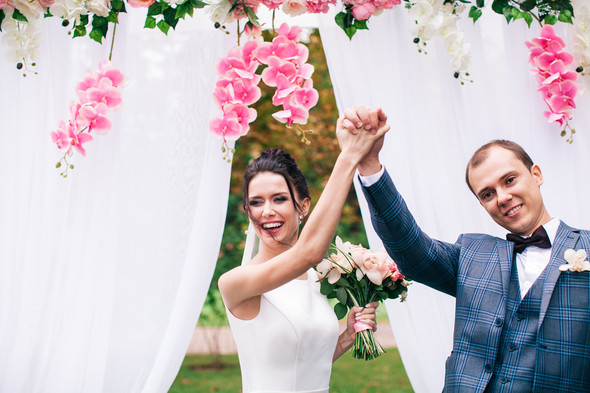 Свадьба Натальи и Евгения - фото №18